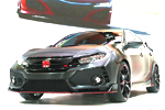 مدل جدید honda Civic Type R در ژنو