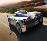 پاگانی Huayra 2012 یک High performance واقعی ...